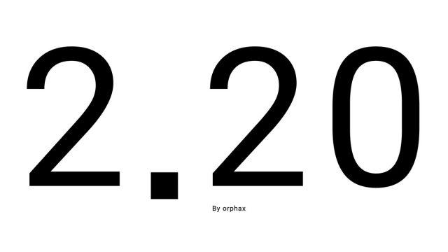 Orphax 2.20